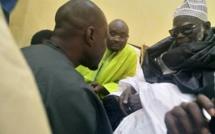 Ousmane Sonko a rencontré le Khalife des Mourides (images)