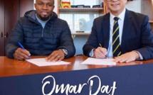 Officiel: Omar Daff prolonge son contrat à Sochaux