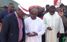"""Vidéo - En visite au siège saccagé de Sonko, Idy rappelle à Macky que """"la stabilité est le bien le plus précieux du Sénégal"""""""
