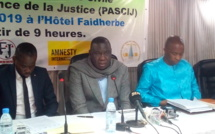 Justice: la société civile soumet son projet aux candidats à la présidentielle
