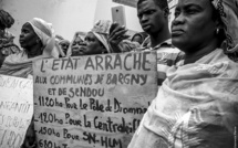 Centrale à Charbon, Pôle urbain Diamniadio, nouveau Port: Bargny-Sendou proteste et sort encore ses brassards rouges