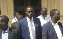 Sit-in : les notaires arrêtés finalement libérés, leur avocat Me Elhadji Diouf attaque Ismaila Madiorr Fall