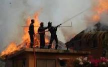 Fatick: l'hôtel de Racine Sy prend feu