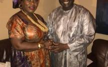 Officiel ! Nafissatou Wade soutient Idrissa Seck