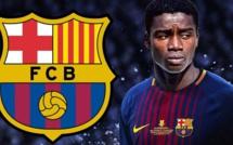 Ligue des champions: Moussa Wagué sur la liste des 23 du FC Barcelone