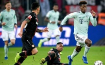 Bundesliga: le Bayern Munich battu à Leverkusen, Dortmund et Francfort dos à dos