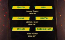 """CAN U 20 : Voici le programme des matches des """"Lionceaux"""""""