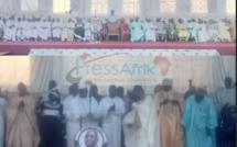 Meeting de Macky à Mbacké : Youssou Ndour fait danser Serigne Ngagne