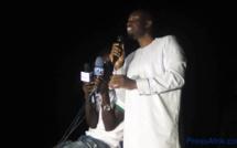 Vidéo - Ousmane Sonko nuitamment accueilli à Kaolack se dit sûr de sa victoire
