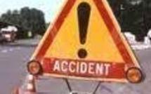 (Dernière minute) Accident de la circulation: Un car Ndiaga Ndiaye se renverse