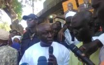 """Idrissa Seck à Kaolack : """"le transport, ce n'est pas tout simplement de faire des routes"""""""