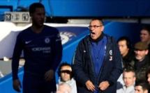 Chelsea : le terrible aveu d'impuissance de Maurizio Sarri