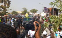Vidéo - L'accueil réservé à Ousmane Sonko à Ziguinchor