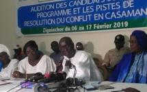 A Ziguinchor, Idrissa Seck s'engage à soutenir la Plateforme des femmes pour la paix en Casamance