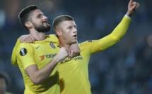 Ligue Europa : Chelsea se relance en Suède, Naples assure à Zurich