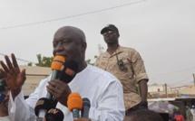 Vidéo - Dans le Fouta, Idy croit possible la victoire au premier tour de sa coalition