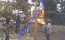 En Direct: L'Assemblée Nationale en feu!