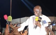 Vidéo - À Dagana, Idrissa explique pourquoi «les populations ont rejeté la politique désastreuse de Macky»