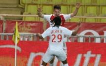 Ligue 1 : Gelson Martins sort Monaco de la zone rouge, Angers enchaîne avec la manière contre Nice