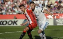 Liga: Girona fait tomber le Real Madrid ( 2-1 )