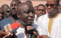 """( Vidéo) Idy à Ngaye Mekhé : """"la jeunesse est oubliée ainsi que l'agriculture """""""
