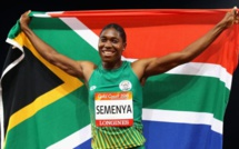Caster Semenya face au Tribunal arbitral du sport