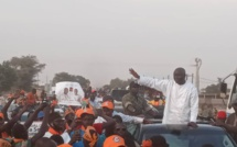 Touba consacre Idy 5e Président avant le scrutin
