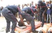 7 personnes tuées dans un accident sur la route de Khombole