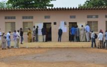 #Scrutin24Février2019: Retard de 8 minutes au centre de vote de l'école Manguier