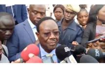 #Scrutin24Fevrier2019: le ministre Mbaye Ndiaye n'a pas pu voter (il explique pourquoi en vidéo)