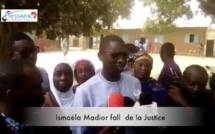 Vidéo - La déclaration de Ismaila Madior Fall après son vote