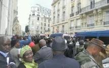 Paris : le mouvement du 23 juin s'invite au Palais Bourbon pour dénoncer les dérives de Wade