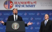 Echec à Hanoï, la rencontre Trump-Kim ne débouche sur aucun accord