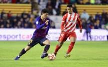 Finale Supercoupe Catalogne: Moussa Wagué et le Barça s'inclinent devant Girona (0-1)