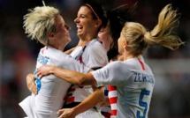 Football : les Américaines attaquent leur fédération pour « discrimination »