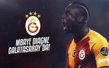 Classement des meilleurs buteurs européens: Mbaye Diagne n'est plus en tête
