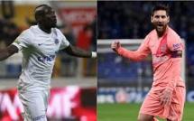 Le classement des top buteurs européens : Mbaye Diagne freiné par Leonel Messi