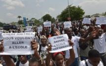 Côte d'Ivoire: des étudiants de la Fesci perturbent les cours de certains lycées