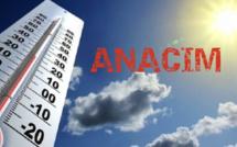 """ALERTE - La Météo annonce une chute """"sensible"""" des températures jusqu'à 14°C, des pluies fines et..."""