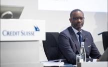 L'envolée du salaire de Tidjiane Thiam, Directeur du Crédit Suisse... qui gagne 12 millions francs suisse