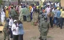 Saint Louis: Des affrontements entre Etudiants et Gendarmes font 17 blessés dont 5 gendarmes