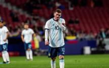 Argentine : Lionel Messi forfait contre le Maroc