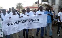 Marche des handicapés ce 30 aout pour réclamer la signature des décrets d'application