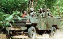 Bignona : Des échanges de tirs ce vendredi entre l'armée et les éléments du MFDC
