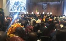 Prestation de serment de Macky: Arrivée du Président, mise en place toujours en cours