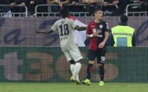 Cagliari-Juventus : des cris racistes envers Matuidi et Kean
