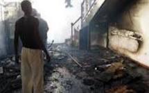 Incendie : 6 maisons en baraque réduites en cendre à Fass