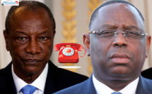 Friture sur la ligne téléphonique Dakar-Conacky: Macky fâche gravement son homologue Condé