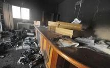 Thiès : Les ouvriers dépendants de l'électricité s'acharnent sur les locaux de la SENELEC