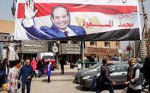 Égypte: trois jours de référendum constitutionnel pour Abdel Fattah al-Sissi